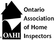 Registered Home Inspector of the Ontario Association of Home Inspectors (OAHI)