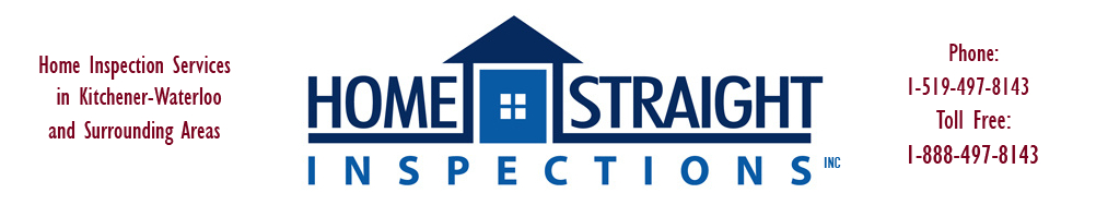 Home Straight Inspections - Kitchener Waterloo Home Inspection Services